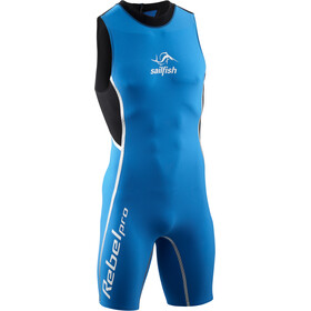 sailfish Swimskin Rebel Pro Speed Suit Heren, blauw